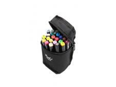 Набор скетч-маркеров в сумке, 24цв AN-BAG-B24