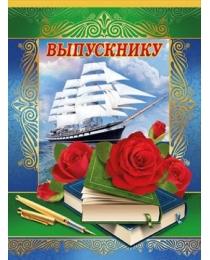 """Папка """"Выпускнику"""" (3 файла А4)"""