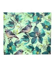 """Пакет полиэтиленовый с петлевой ручкой """"Голубая мелодия"""" (40*36 см) ПТЛ40208"""