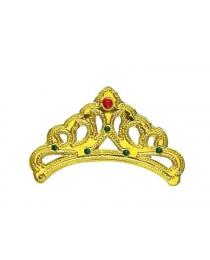Корона карнавальная, 23х14 см, 1 в.