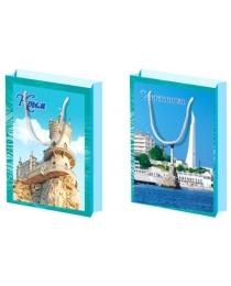 НЛО Пакет гигант вертикальный (400*290*122) 00004 Крым - Севастополь - Памятник Затопленным Короблям
