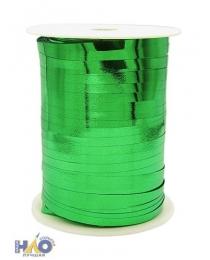 "Лента ""Plastiflora""бабина металл зеленая 0,5*250"
