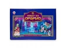 """""""Побег из Орарио"""" Игра для развития памяти и внимания с карточками (ТМ Ракета) , арт.Р3308"""