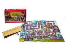 """""""Путь через Хатори"""" Игра для развития памяти и внимания с карточками (ТМ Ракета) , арт.Р3395"""