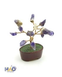 """Дерево искусственное """"С камнями"""", L4 W3 H7 см, 6в."""