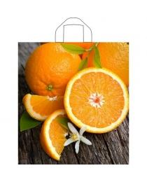 Пакет полиэтиленовый Свежий апельсин (43,5*40 см.) н00137608