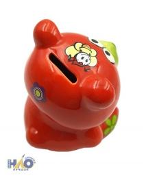 """Копилка """"Мишка"""", L10 W11 H12,5 см, 4в"""