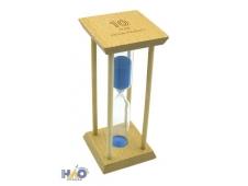 Песочные часы 10 и 15 мин деревян основ. 7710