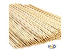 Шампуры бамбуковые 30см*5мм (50шт) 519-669