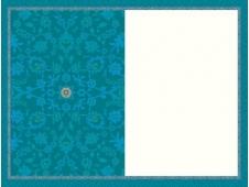 АРТ ДИЗАЙН-Н двойная Б/Н. (орнамент восточный) 0305.108