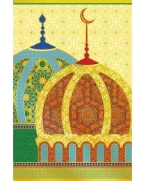 АРТ ДИЗАЙН-Н двойная Б/Н. (орнамент мусульманский) 0305.113