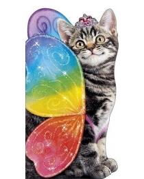Открытка 0114.289 Кошка