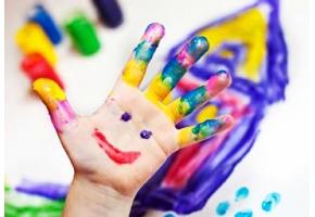 Краски пальчиковые