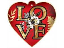 """Открытка-отношение """"LOVE"""" 6800520"""