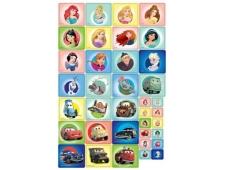 ДИСНЕЙ Набор наклеек для детского сада 9-77-0002