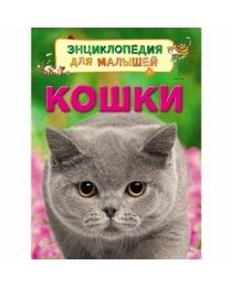 Кошки (Энц. для малышей)