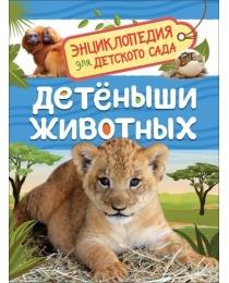 Детеныши животных (Энциклопедия для детского сада)